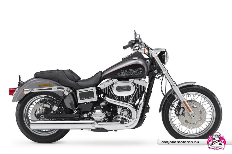 2017 FXDL Low Rider. DYNA. INTERNATIONAL ONLY