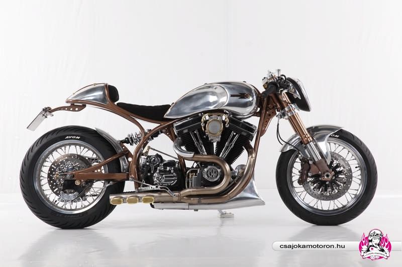 Cafe Racer Winner, FMW Motorcycles - Hurakan