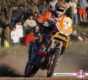 2009. 01. 03-18. - Dakar Rally Argentina-Chile