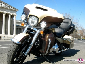 Harley-Davidson Touring Ultra Limited 2014