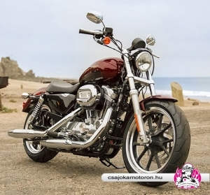 "Harley-Davidson XL ""883L SuperLow 2014"