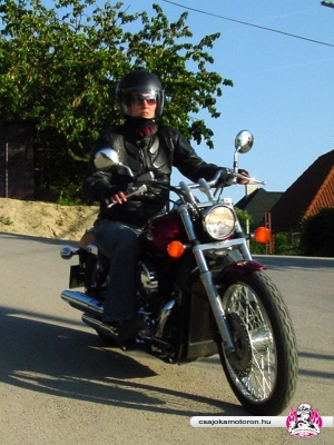 Honda Shadow Spirit 2007