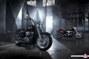 Harley-Davidson Fat Boy 114 2018