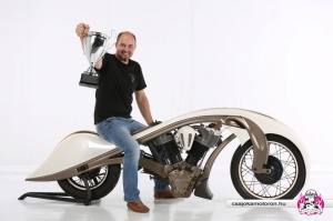INTERMOT Customized - AMD Wold Championship of Custombike Buildig 2018. 10. 07.