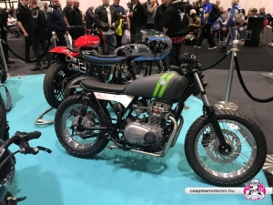 Carole Nash MCN London Motorcycle Show 2019. február 15-17.