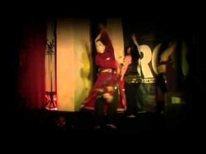 Gótikus és Fantázia Hastáncverseny - 2014. promovideo