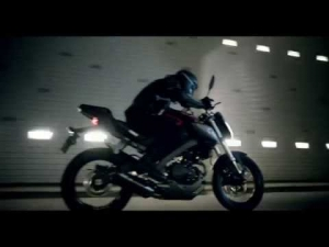 The New Yamaha MT-125. Don't be afraid of the dark