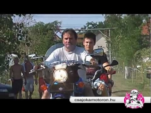 Rockin' RockCats - Motoros (Official Video)