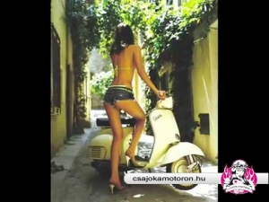 Vespa Ital song and vid