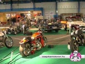 2016. március 18-20. Budapest Motor Fesztivál, AMTS, EMAT