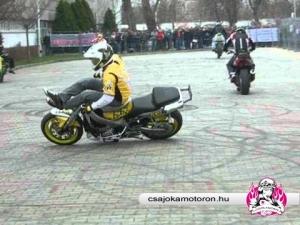 Melegítenek a Streetfighterek a Budapest Motor Fesztiválon