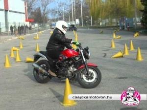 Honda Safety Hungary a Budapest Motor Fesztiválon
