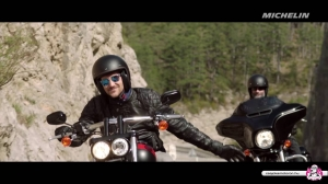 The gift - Michelin Motorcycle - 2016