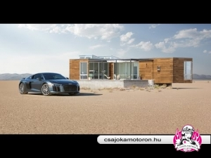 "Audi R8 and Airbnb Commercial – ""Desolation"""