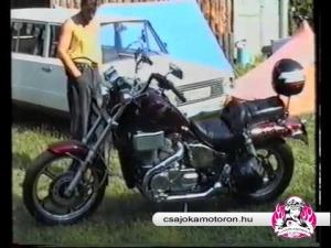 SIROK motoros találkozó 1995.8.4-5-6.
